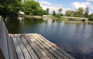 Kars RA Centre boat ramp, Rideau River